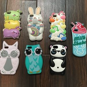 7 fun phone cases for iPhone 5/5s/SE